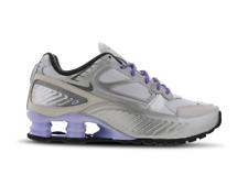 Nike Shox UK Size 5 Women's Shoes Grey Silver Air