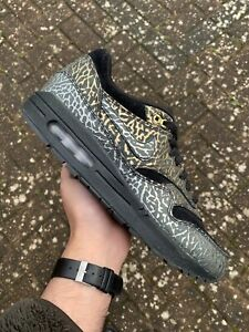 "2013 Nike Air Max 1 Premium iD ""Elephant"" - UK 8 / US 9 / EUR 42.5"
