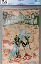 GREEN LANTERN #86 (Oct-Nov '71)  CGC 9.6 NM+  * NEAL ADAMS COVER * Drug Issue *