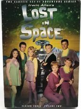Lost in Space - Season 3, Vol. 2 (DVD) Very Good