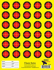 100 PACK: PAPER SHOOTING SNIPER TARGETS: CLASSIC SERIES MULTI-30