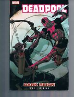 Deadpool Vol 2: Dark Reign By Way & Medina TPB 2013 Marvel Comics