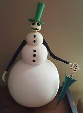 !!! JUN PLANNING SNOWMAN JACK SKELLINGTON FIGURE NIGHTMARE BEFORE CHIRSTMAS !!!