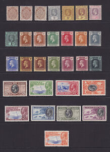 Cayman Islands. Fine, mounted mint selection.