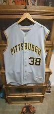 Pittsburgh pirates road jersey size 52 jason Bay
