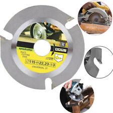 Circular Saw Blade Wood Cutting Wheels Angle Grinder Disc Chain Cutter 3T 115MM