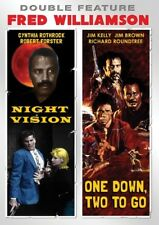 Fred Williamson Double Feature [New DVD] Full Frame, Amaray Case, Dolby