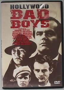 Hollywood Bad Boys (DVD, 2000)