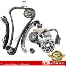 Timing Chain Kit Fits 05-15 Toyota Tacoma 2010 4Runner 2.7L L4 DOHC 2TRFE
