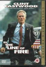 In The Line of Fire  DVD (2002) Clint Eastwood