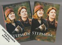 STEPMOM DVD Movie LIKE NEW WITH INSERTS WS & FF JULIA ROBERTS SUSAN SARANDON