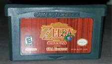 Legend of Zelda Oracle of Seasons Cartridge Card Game Boy Advance GBA NDS NDSL