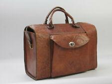 antike Handtasche Ledertasche kl...
