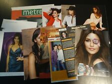 Monica Cruz  10+ full pages   Clippings