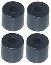 4 Gummifüße 38x33 stahlverstärkt Adam Hall 4913 Gummifuß Gerätefüße Gehäusefüße