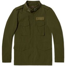 NWOT Japanese Label Beams Plus Windstopper Military M-65 Field Jacket Men's XL