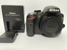 Nikon D3200 24.2 MP Digital SLR Camera w/ Charger Battery From Japan