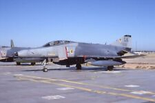 F1700 Usaf F4E Phantom 741628 35Mm Kodachrome Aircraft Slide October 1990