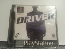 DRIVER Playstation 1 BRAND NEW PAL game