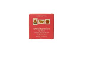 Bath & Body Works Sparkling Melon Lip Balm, SPF 15 Lip Protectant, New