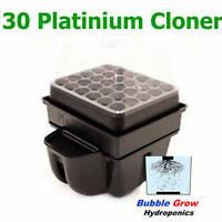 PLATINIUM SUPER CLONER 30 HYDROPONIC SYSTEM NEOPRENE FOAM COLLARS CLONING CLONE