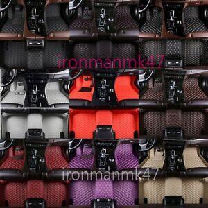 For Volkswagen Passat FloorLiner Car Floor Mats Auto Carpet Rugs 2007-2010 Wagon
