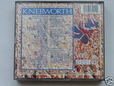 KNEBWORTH 2xCD - PINK FLOYD PAUL MCCARTNEY DIRE STRAITS STATUS QUO GENESIS etc.