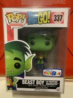 Funko Pop! Beast Boy As Martian Manhunter Teen Titans Go! Toys R Us Exclusive
