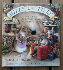 Milly & Tilly - A Colorful Adventurous Story of a Town Mouse and a Country Mouse