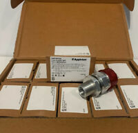"""NEW 10 Pack Appleton TMCX075A 3/4"""" Metal Cable Connector For Hazardous Location"""