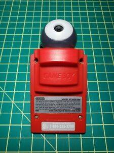 Gameboy camera red Authentic (MGB-006)