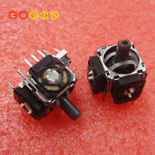 2PCS Original Replacement 3D Analog Joystick 3 Pins For Sony Playstation PS3