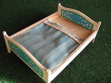Wooden bed cart 27