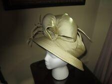 Very Stylish Original Whittall & Shon Hat / Great Designer Look ~ Very Nice!
