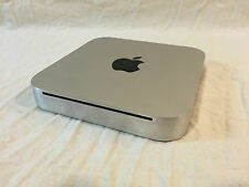 Apple Mac Mini 2010 Aluminum Case - Custom Brushed Metal Look!!