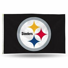 Pittsburgh Steelers 3X5 Banner Flag Football NFL With Grommets