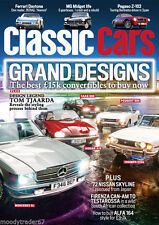 Classic Cars Monthly Transportation Magazines
