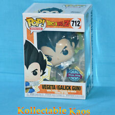 Dragon Ball Z - Vegeta Galick Gun Pop! Vinyl Figure (RS) #712