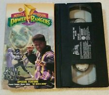 Mighty Morphin Power Rangers Putty on the Brain