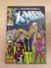 STAR COMICS - MARVEL - GLI INCREDIBILI X-MEN N°2 1990 7/16