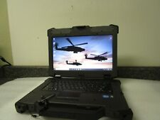 Dell XFR E6420 Rugged Military Laptop 2.7Ghz i7-2620M 16GB 1TB SSHD TouchScreen