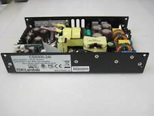 Tdk Lambda Ac to Dc Power Supply Css500-24/I 1 Piece