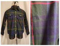 New BROOKS BROTHERS Boys' Sizes XS S M L XL Long Sleeve Flannel Dress Shirt $60