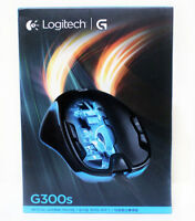 New Boxed Logitech G300s Optical Gaming Mouse