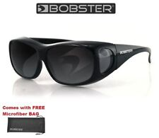 Bobster Sunglasses Condor Over The Glasses Motorcycle Car Driving Riding OTG