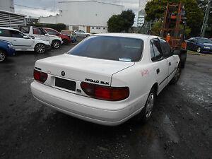 Holden Apollo JM Sedan 1995 Rear Bar S/N V6399