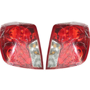 Tail Lights Lamp Assembly 2P For 04 05 06 07 08 Chevy Suzuki Forenza : Lacetti