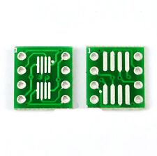 5Stk SSOP8 TSSOP8 to DIP8 Adapterplatine Converter PCB Board