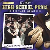 The 1950's High School Prom, Various Artists, Very Good Import