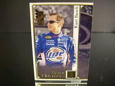 Rare Kurt Busch #2 Miller Lite Press Pass VIP 2006 Card #64 BY THE NUMBERS